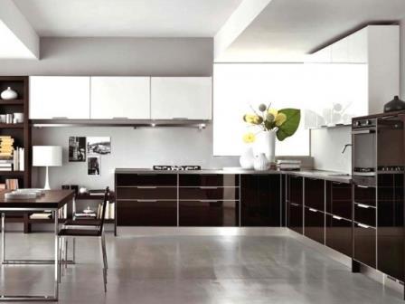 cozinha alto brilho